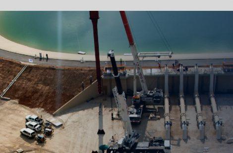 Heffetz Haim Water Reservoir and Pumping Station